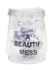 "Nomess Oppbevaringspose ""A beautiful mess""_H42cm (410-12621)"