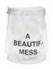 "Nomess Oppbevaringspose ""A beautiful mess""_Liten (410-12621)"
