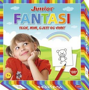 Damm Fantasi Junior - Familiespill (413-600268)