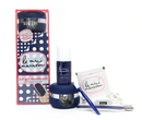 Le Mini Macaron Manicure Kit, Midnight Blueberry