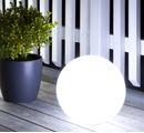 GP MoodLite Globe LED-ball 250mm, oppladbart-batteri
