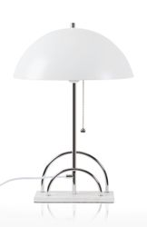 Globen Lighting Bordlampe Sarah Hvit, H50cm