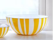 Cathrineholm Stripes Bolle Gul, 30cm (364-100355375)