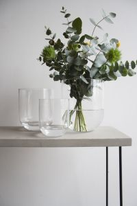 dbkd Simple Glass Vase Medium (402-FDC02)