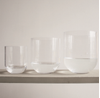 dbkd Simple Glass Vase Small (402-FDC01)