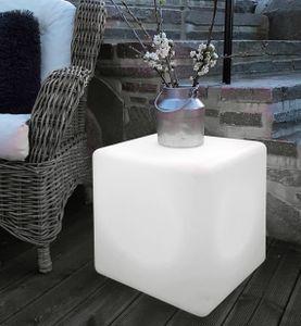 Trend light LED Avlastningsbord-stol 40x40cm, oppladbar (422-W-C400)