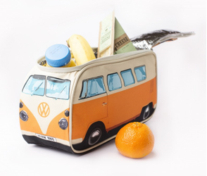 VW Camper Van Kjølebag Orange