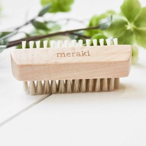 MERAKI Neglbørste Maple Wood, L10cm (151-MKGH021)