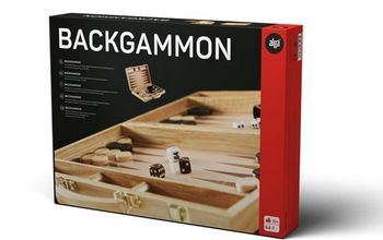 Alga Spill Backgammon - strategispill (281-38018935)