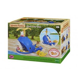 Sylvanian Families Splash & Play Hval (351-5211)