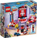 LEGO® SuperHero Girls Harley Quinns Hybel/ Soverom