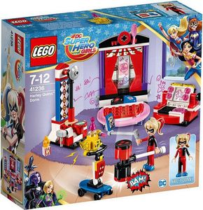 LEGO® SuperHero Girls Harley Quinns Hybel/ Soverom (158-41236)