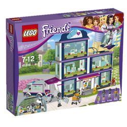 LEGO® Friends Sykehuset i Heartlake