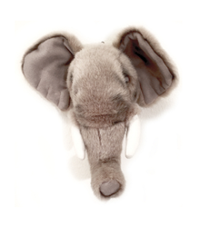 BiBiB & Co Dyrehode Mini Elefant (Brigbys)