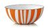 Cathrineholm Stripes Bolle Orange, 18cm (364-100357611)