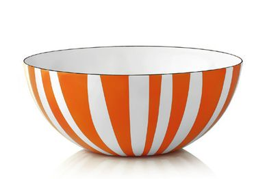 Cathrineholm Stripes Bolle Orange, 24cm (364-100357612)