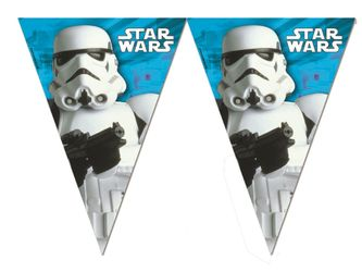 Star Wars Final Battle Flaggbanner - dekorativ pynt
