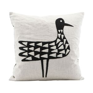 House Doctor Putetrekk Bird - 50x50cm (151-Ab1020)