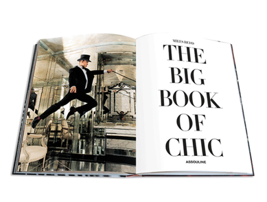 Assouline Big Book Of Chic (368-978161428061)