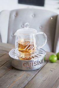 """Riviera Maison Tekanne i glass """"Fresh"""" (443-139990)"""