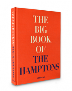Assouline Book of The Hamptons (368-978161428227)