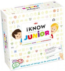 Tactic Brettspill - iKnow Junior (386-54429)