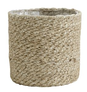 Nordal Potte i jute, medium (445-8013)