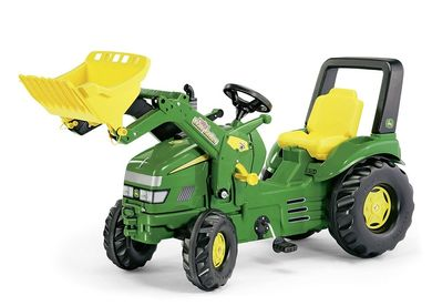 Rolly Toys John Deere rollyXTrac_med lesseapparat (331-046638)