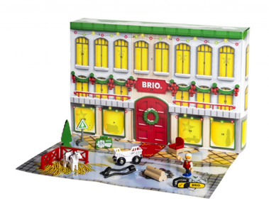 XMAS BRIO® World Adventskalender 2017 (281-33877)