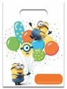 Minions Party Godteposer m/motiv, (6 pk)