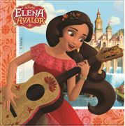 Elena Of Avalor Servietter - 20 stk