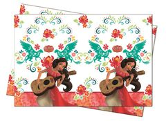 Elena Of Avalor Plastduk str. 120x180 cm