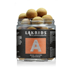 Lakrids by Johan Bülow A 150g, Choc-Coated Liquorice