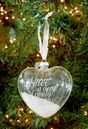 "Riviera Maison XMAS Ornament - ""Lovely Christmas..."""