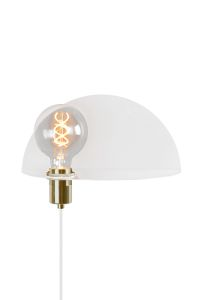 Globen Lighting Vegglampe Walldorf - Hvit (205-435808)