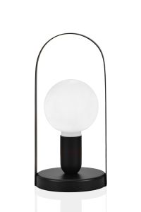 Globen Lighting Bordlampe Carrie - Sort (205-423211)