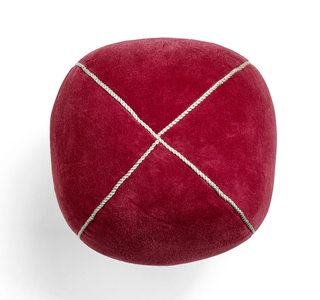 Day Home Velvet Ball 20cm_XmasKiss (455-D31610017)