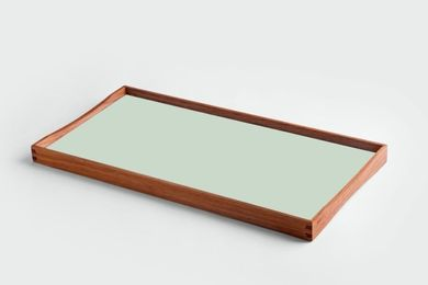 ArchitectMade Finn Juhl TurningTray Small_Grønn (452-703)