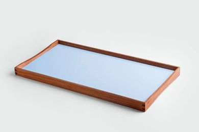 ArchitectMade Finn Juhl TurningTray Small_Blå (452-704)