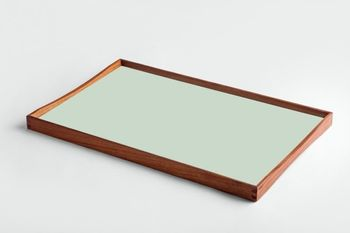 ArchitectMade Finn Juhl TurningTray Medium_Grønn