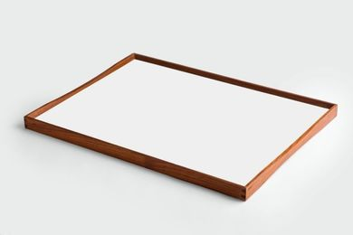 ArchitectMade Finn Juhl TurningTray Large_Hvit (452-761)