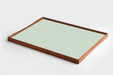 ArchitectMade Finn Juhl TurningTray Large_Grønn (452-763)