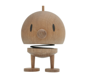 Hoptimist Classic Bumble, Woody Brown