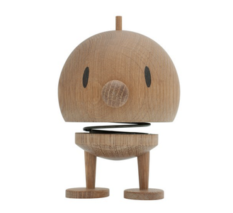 Hoptimist Classic Bumble, Woody Brown (462-7002-01)