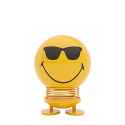 Hoptimist Smiley Cool Gul, H14cm