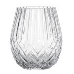 Bloomingville Vase Klart Glass, H17cm (152-23603830)