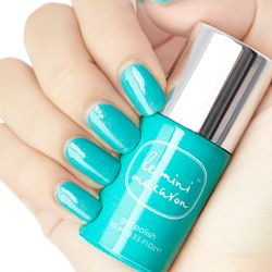 Le Mini Macaron Single Gel Polish_Sparkling SeaSalt