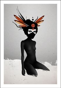 "Ruben Ireland Poster ""Dreamcatcher"" - 50x70cm (365-RUB150)"