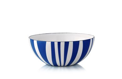 Cathrineholm Stripes Bolle Blå, 18cm (364-100353116)
