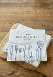 Riviera Maison Kitchen & Co Servietter